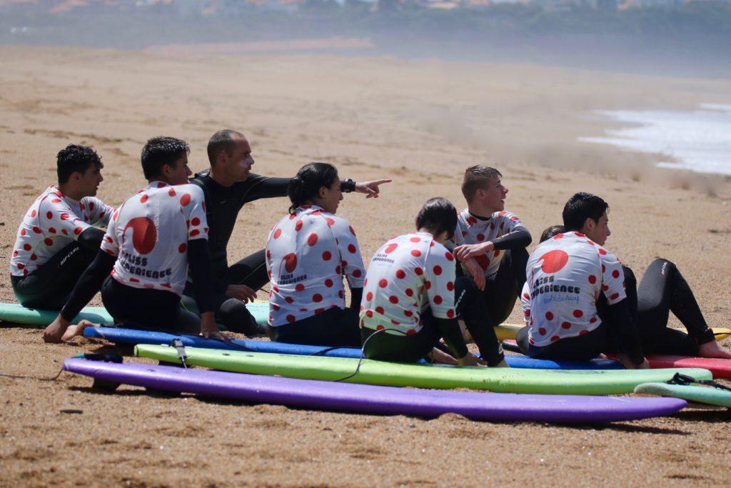 ecole de surf anglet