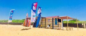 école de surf anglet - plage des cavaliers