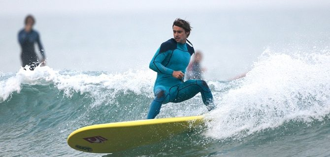 ecole de surf Gliss'experience Anglet