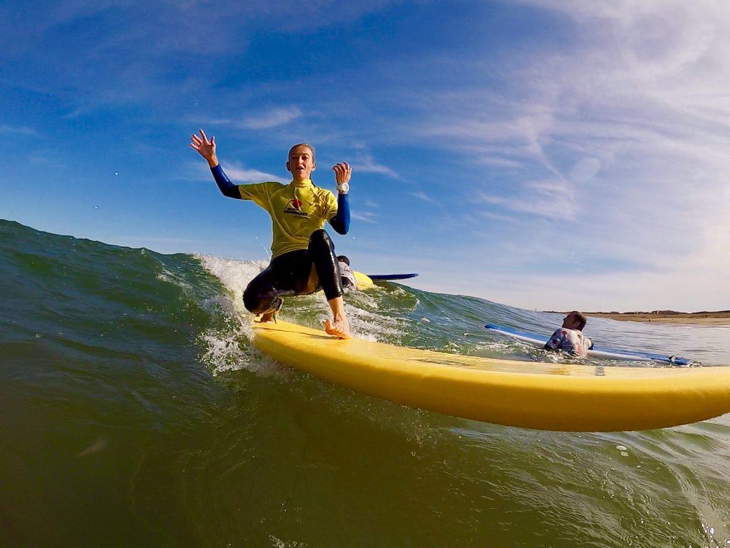école de surf anglet