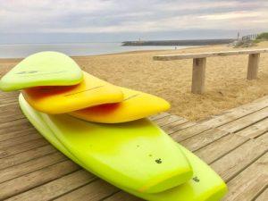 materiel surf Glissexperiencv